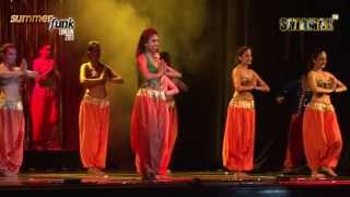 Sadda Dil (Ganpati) - Shiamak Summer Funk - London 2013