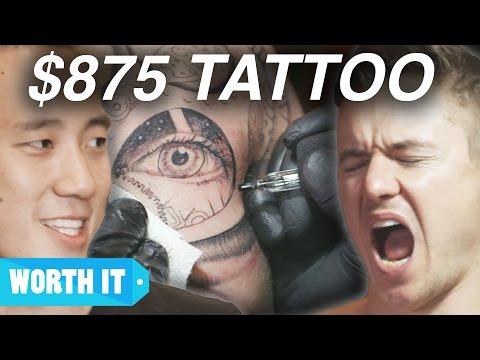 80 Tattoo Vs. 875 Tattoo