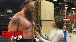 Nothing will stand in Strowman's way en route to the Universal Title: Raw Fallout, Dec. 11, 2017