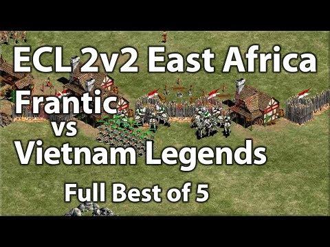 Xxx Mp4 ECL 2v2 Africa Semi Finals Frantic Vs Vietnam Legends Full Best Of 5 3gp Sex