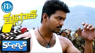 Thuppakki Movie - Vijay Introduction Fight Scene || Kajal Aggarwal || AR Murugadoss