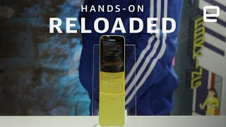 Nokia 8110 Reloaded Hands-On at MWC 2018