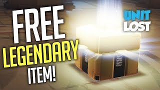 Overwatch - GOLDEN LOOT BOX! FREE Legendary Item! Get One Now! (Twitch Prime)