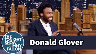 A Dog Bit Donald Glover