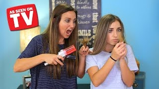 Does the Split-Ender Really Work? | Fab or Fail | Cute Girls Hairstyles
