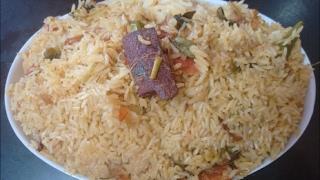 Masala kuska rice recipe  masala kuska pulao