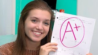 Mimi's Straight A+ School Hack! Learn to Study When Distracted!