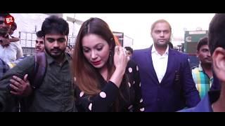 Sales Point Opening Famous TV Actress Babitaji (Munmun Dutta) Tarak Mehta Fam