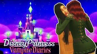 Pocahontas Gets Bitten! - Ep 8 | Sims4  Disney Princess Vampire Diaries