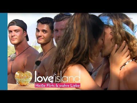 Xxx Mp4 Die Islander Gehen In Der Ersten Challenge Auf Tuchfhlung Love Island Staffel 2 3gp Sex