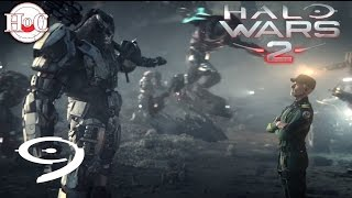 Halo Wars 2 Mission 9 Under the Dark