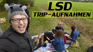 Simon auf LSD - Tripaufnahmen