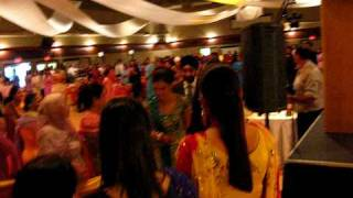 Jeet and G's Reception