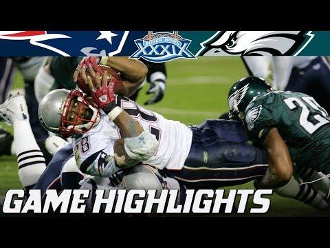 Xxx Mp4 Patriots Vs Eagles Super Bowl XXXIX Full Highlights NFL 3gp Sex