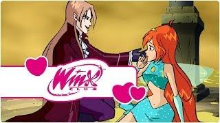 Winx Club - Saison 3 Épisode 5 - L'océan de la peur (clip1)