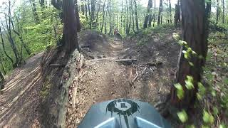 MTB FreeRide/DH Golovec (Fun Ride with my friend who rides DH contests)