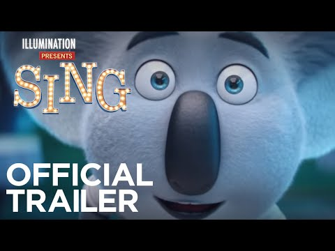 Sing - In Theaters This Christmas - Official Trailer (HD)