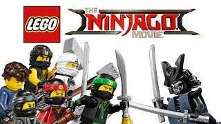 LEGO Ninjago Movie 2017 sets - My Thoughts!