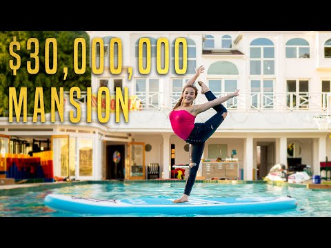 Beating My Photo Challenge Record to WIN a 30 000 000 Mansion w Jordan Matter