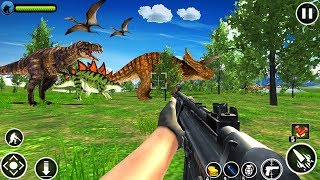 Dinosaur Hunter Free Android Gameplay