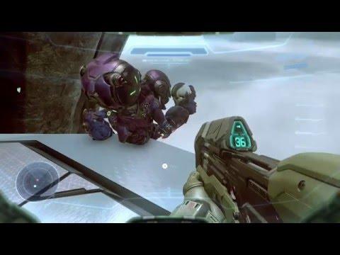 Unggoy Grunts Singing in Halo 5: Guardians (Easter Eggs)