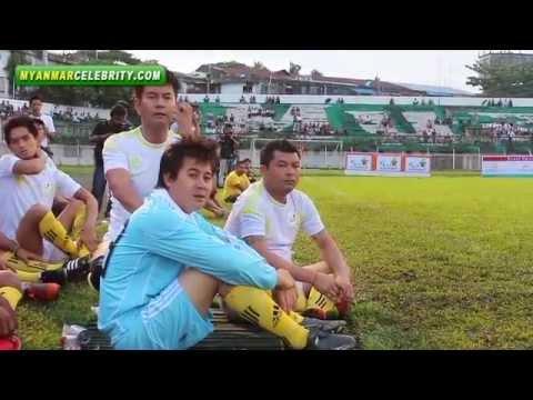 Charity Football Match Actor Star FC VS Music FC