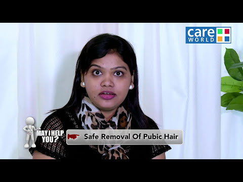 How to Remove Your Pubic Hair at Home | Safe Removal of Pubic Hair - Dr. Charmi Thakker Deshmukh