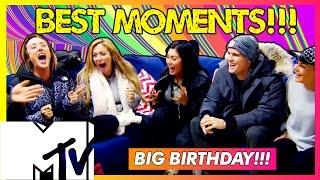 GEORDIE SHORE BIG BIRTHDAY | BEST MOMENTS!! | MTV