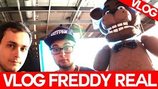 VLOG - MAX SI PINK vs FREDDY IN REALITATE