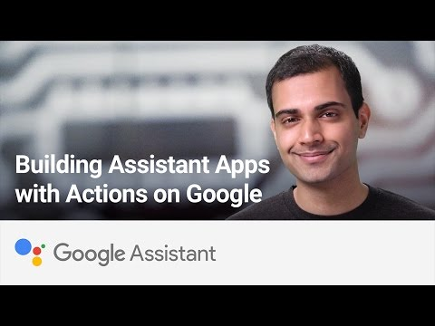 Xxx Mp4 Actions On Google Building Apps For Assistant 3gp Sex