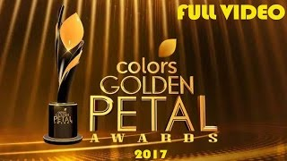 5th Colors Golden Petal Awards 2017 Full Show | Red Carpet | Telly Stars At Red Carpet Performance