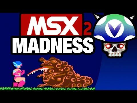 Vinesauce Joel MSX 2 Madness
