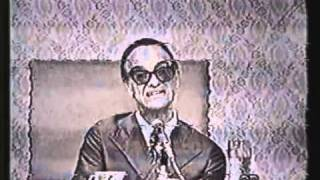 Chico Xavier - Pinga Fogo 1971 - Umbanda, Caboclos  e Pretos Velhos