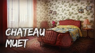 Lost Place | Chateau Muet | Incredible Furnished Mansion with Chapel!