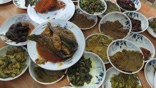 Nirob Hotel & Restaurant at Old Dhaka | More than 30 Types of Curry | Bangladeshi Food