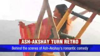 Aishwarya Rai Bachchan Interview on the sets of Action Replayy.flv