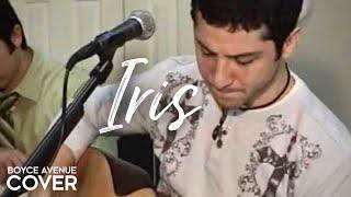 Goo Goo Dolls - Iris (Boyce Avenue acoustic cover) on Apple & Spotify