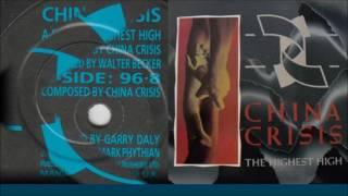 CHINA CRISIS 96-8/ Orange Mutt-Mutt Dance