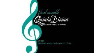 Kyrie - Giovanni Maria Casini