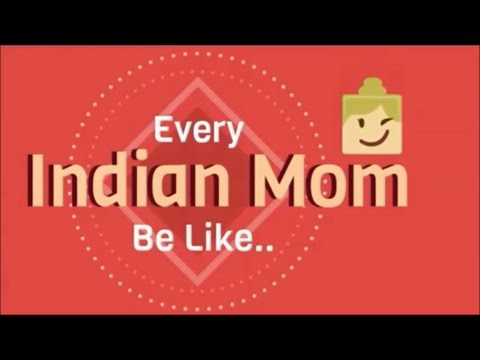 Things Indian Moms Do | Desi Moms
