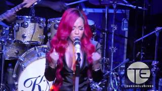 Must See: K. Michelle Performs Her New Single