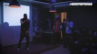 we hip hop in iran | moltafet | dariush - pirouzi