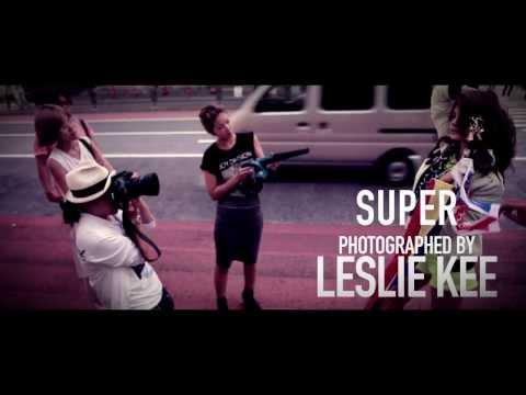 TOKYO GIRLS COLLECTION × Leslie Kee「SUPER TGC」Making Movie