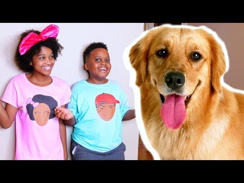 Xxx Mp4 Mystery DOG In The House Shasha And Shiloh Onyx Kids 3gp Sex