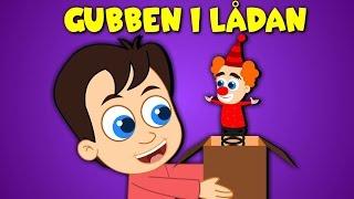 Barnsånger på svenska | Gubben i lådan | Barnvisor på svenska