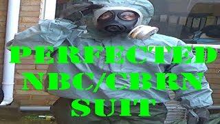Improvised NBC/CBRN Suit Perfected Edition