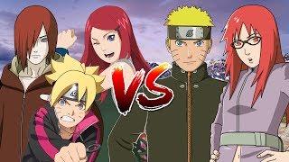 Gia Tộc Uzumaki Đối Đầu - Naruto Song Đấu