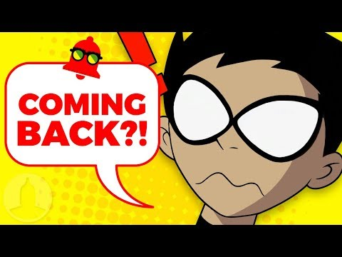 Xxx Mp4 Is The Original Teen Titans Coming Back Notification Squad S4E8 Channel Frederator 3gp Sex