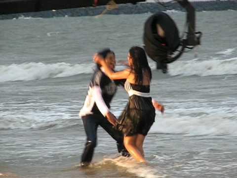 Kannada film shooting - Mangalore