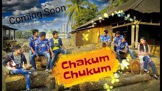 Chakum Chukum Song 2018..Cast : David Rocky & Farhana Chuya